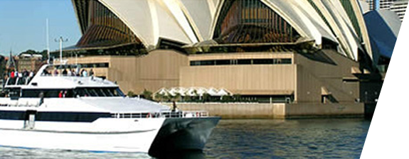 Cruises in Sydney Harbour